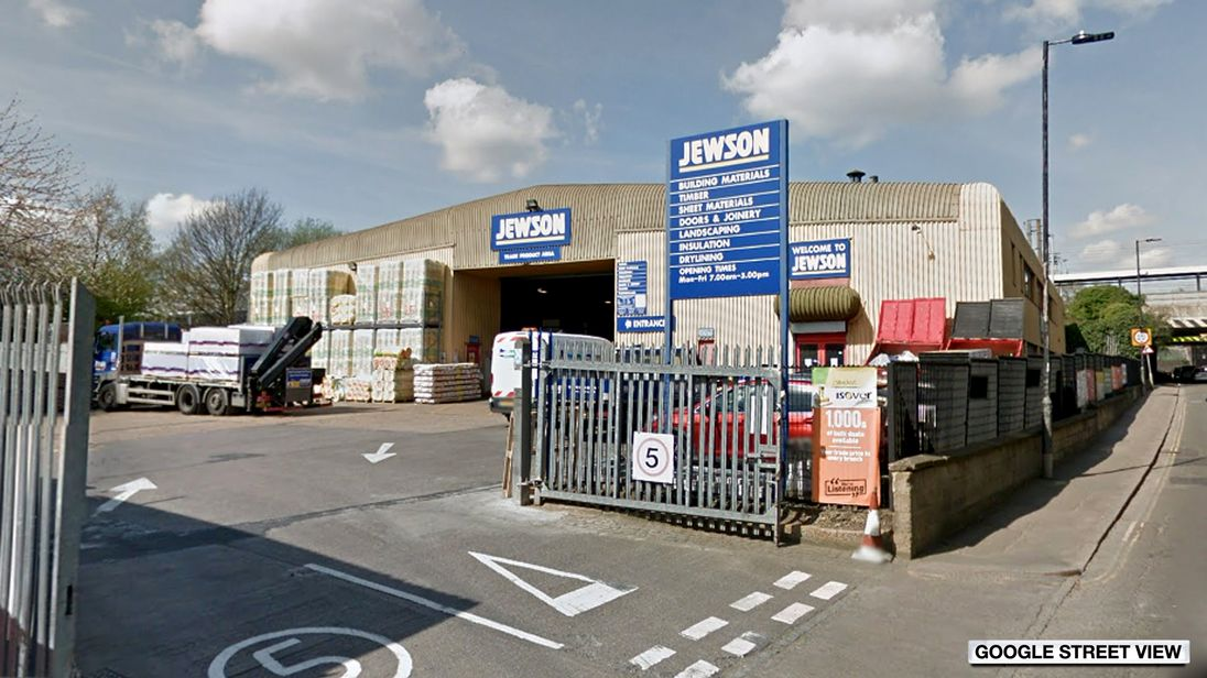 & Jewson tells customers data may have been stolen