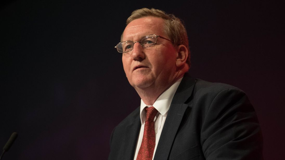 Scottish Labour leader Alex Rowley steps down over 'conduct'