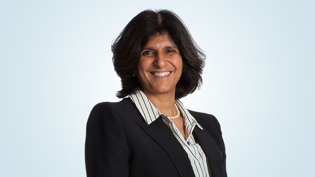Provident Financial said Manjit Wolstenholme was 'respected for her achievements and championing diversity'. Pic: PFG