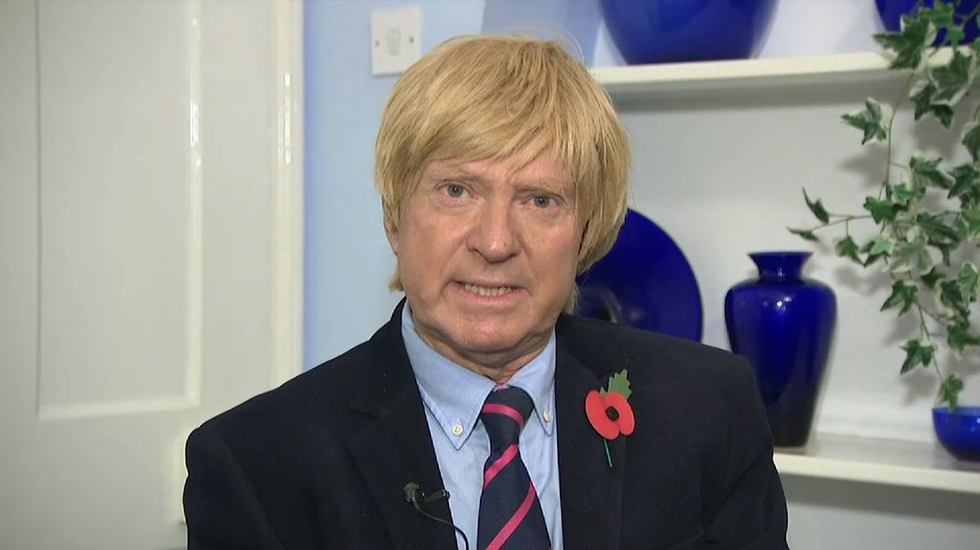 MP Michael Fabricant insists harassment allegations should be the concern of an independent body