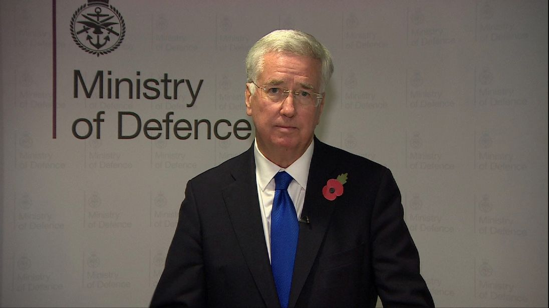 Minister's 'lewd comment list' forced Fallon out