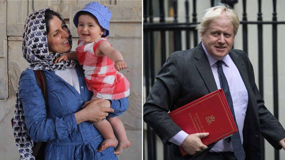 Johnson given lifeline from unlikely ally
