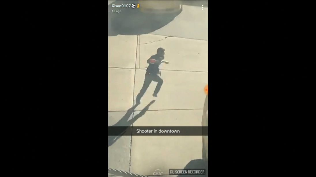Sayfullo Saipov caught on camera by a witness