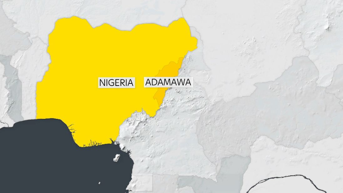 Bomber kills at least 50 in Nigeria mosque