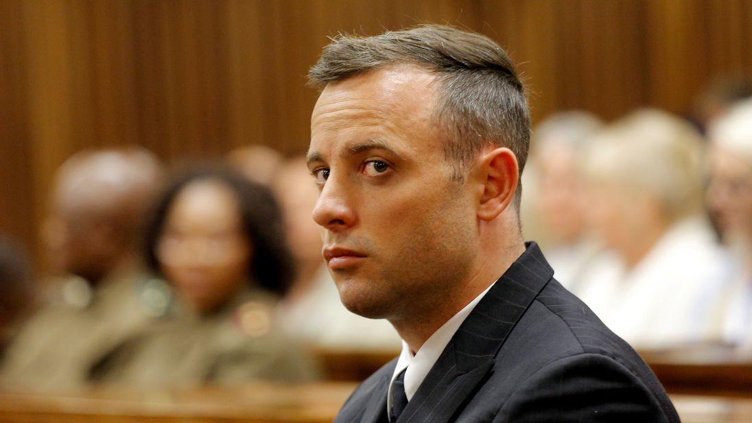 Oscar Pistorious has prison sentence increased to 13 years