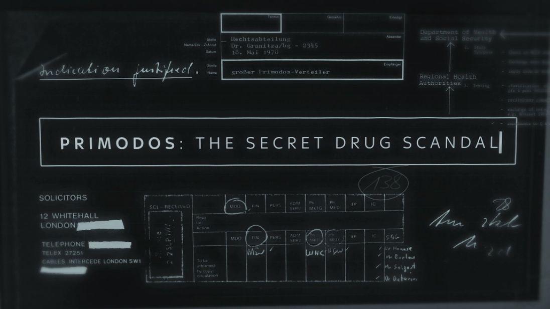 Primodos: The Secret Drug Scandal