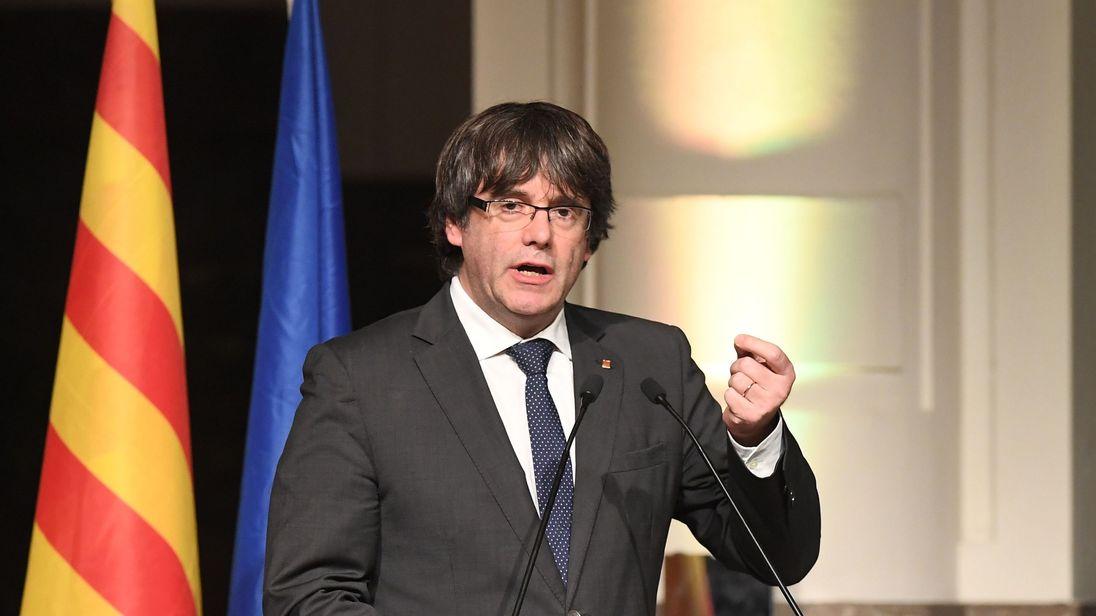 Belgian judge defers ruling on warrant for ex-Catalan leader