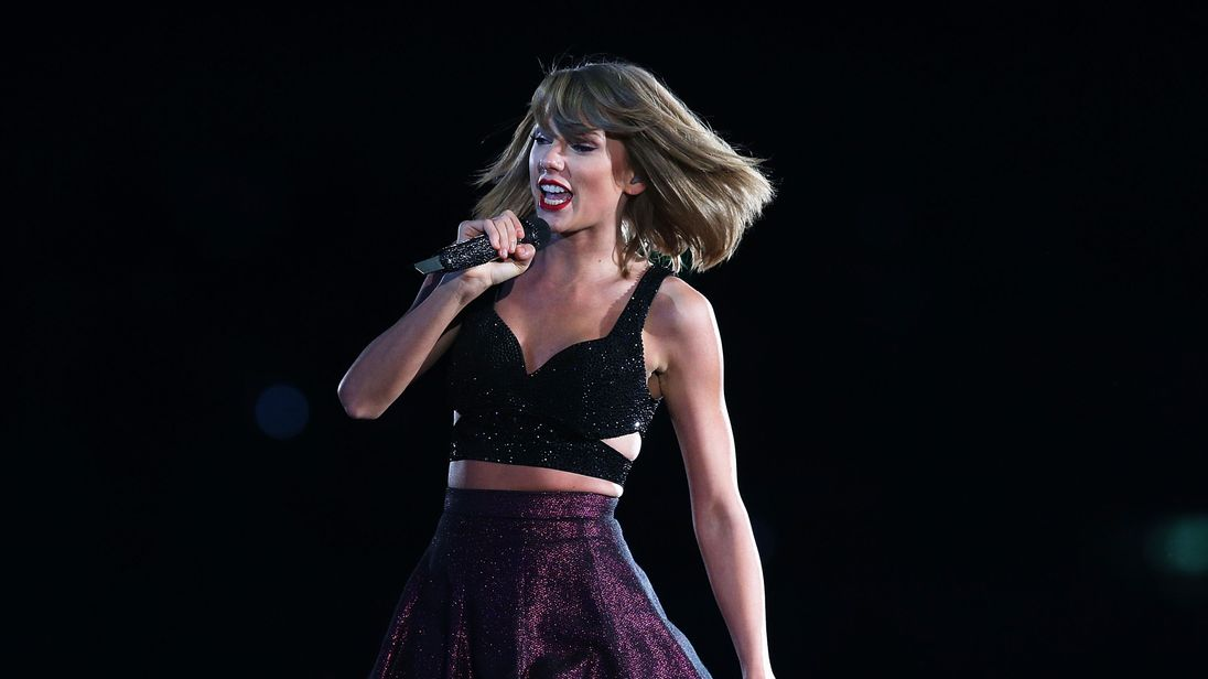 Man has nap after break-in at Taylor Swift's home