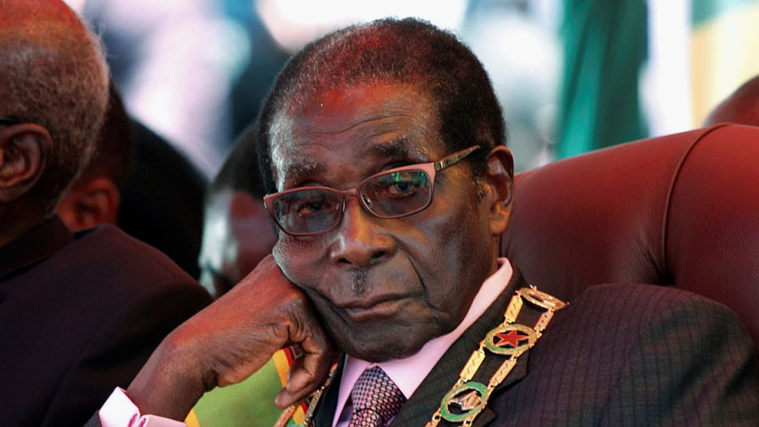 Mugabe defies resignation expectations in TV speech