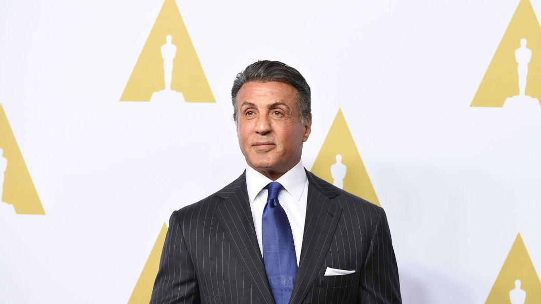 Sylvester Stallone Ex-Wife Brigitte Nielsen Sexual Assault Story is a Lie