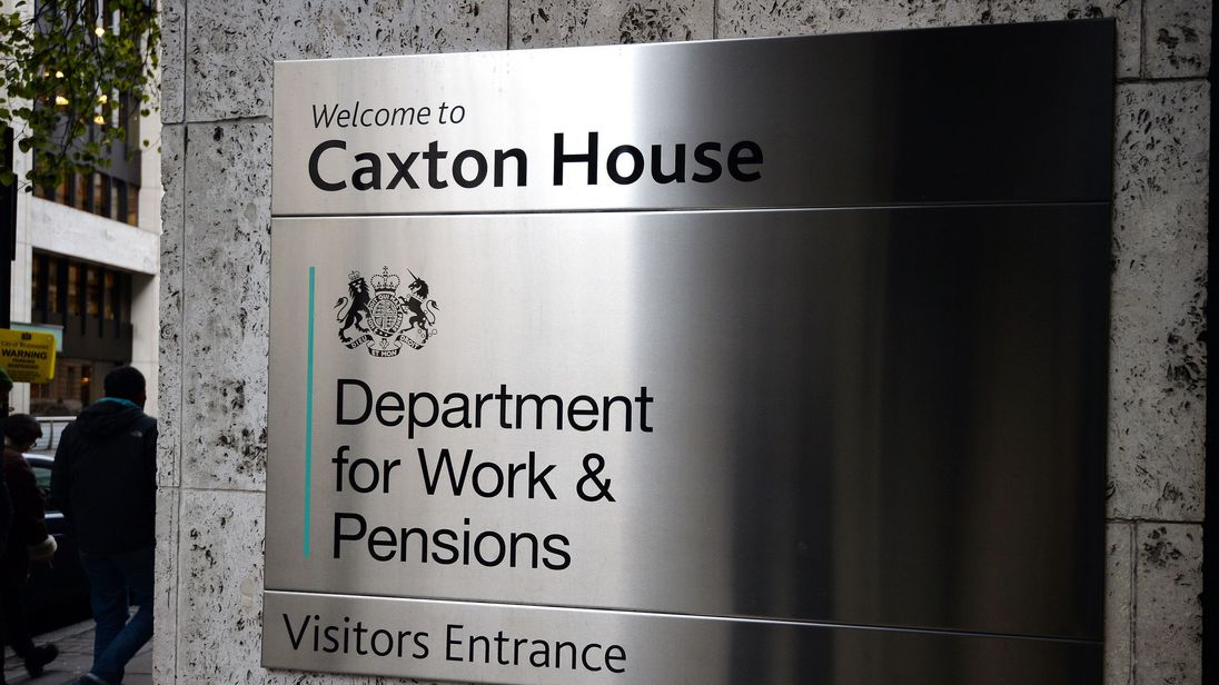 Add to lightbox PIP payments File photo dated 18/12/014 of the Department for Work and Pensions, as ministers have announced an overhaul of disability benefits, that they say will give around 10,000 people an extra £70 to £90 a week.