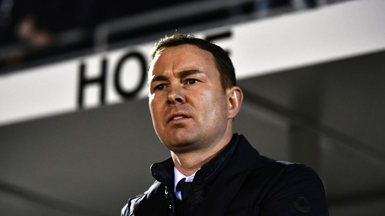 Plymouth manager Derek Adams has been so impressed with the club's disability squad he's offered to fund their training sessions for the rest of the season