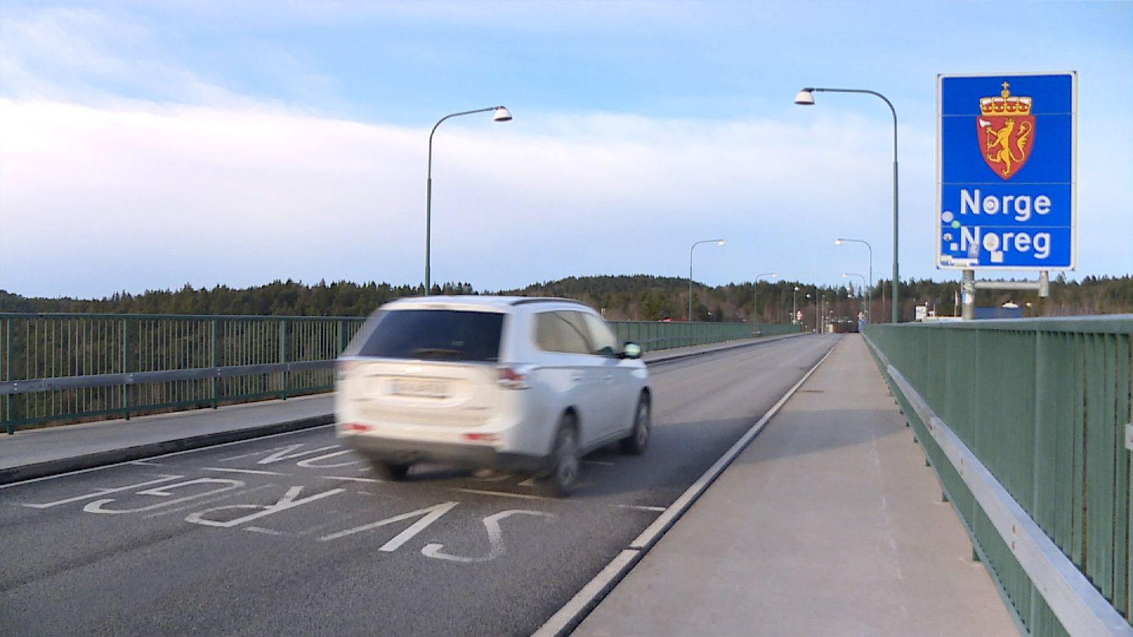 Image result for border sweden norway