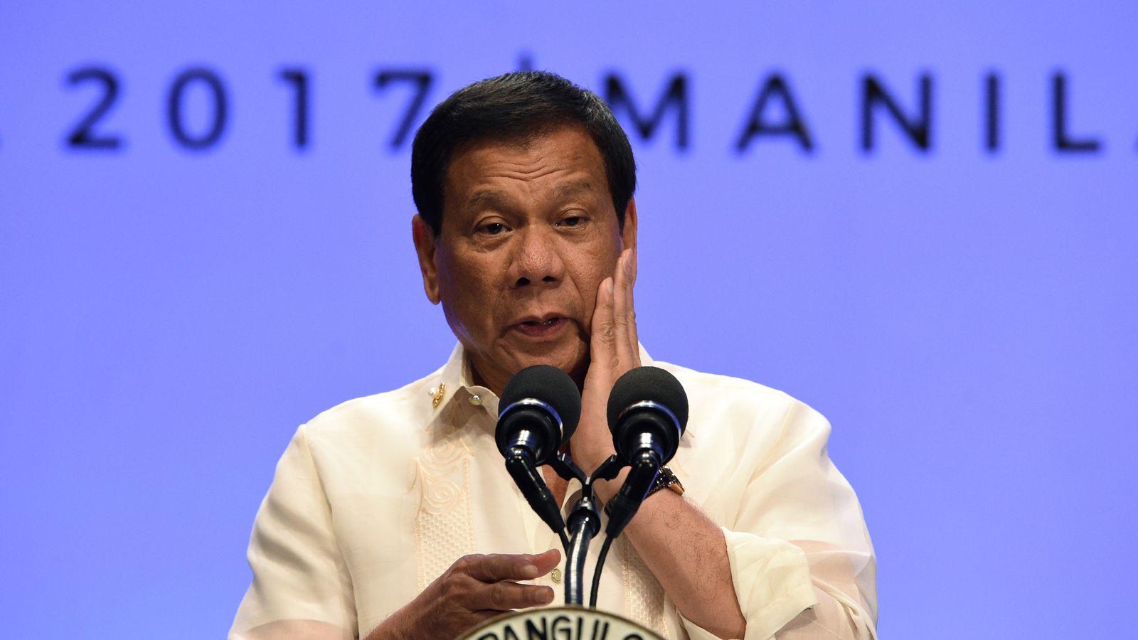 Philippine Senator Antonio Trillanes: 'President Duterte wanted me killed'