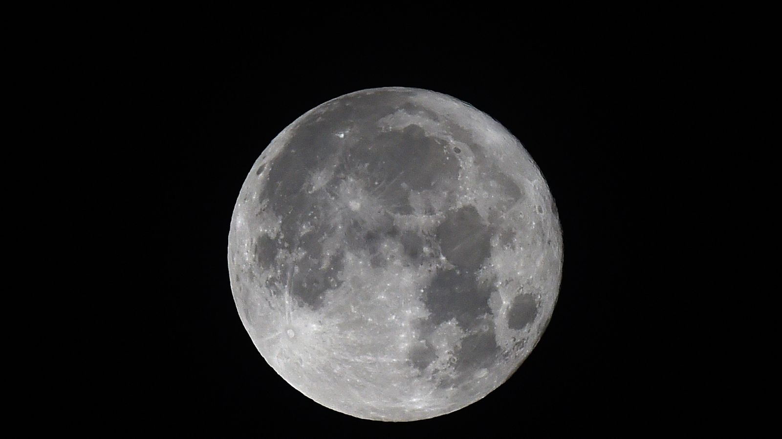 Hunter's Moon: When and where to see supermoon this weekend