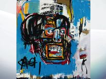 Jean-Michael Basquiat's Untitled (1982)