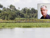 Charity worker Ian Squire was kidnapped and killed in the oil-rich Niger Delta region of Nigeria