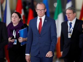 Simon Coveney has been appointed Ireland's new deputy prime minister
