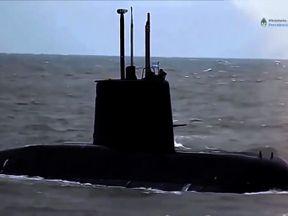 ARA San Juan submarine