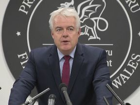Carwyn Jones says he did everything 'by the book' in the case of Carl Sargeant