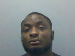 Charlie Adifiyi was jailed after trying to fly drugs into prison