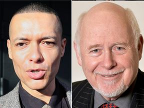Both Clive Lewis and Kelvin Hopkins deny the allegations against them