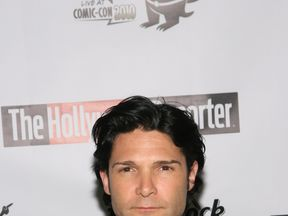 SAN DIEGO - JULY 23:  Actor Corey Feldman attends the Rock Star Suite Party with The Hollywood Reporter and Yowie.com held at Float at the Hard Rock Hotel San Diego on July 23, 2010 in San Diego, California.  (Photo by Jesse Grant/Getty Images for Spinshoppe)