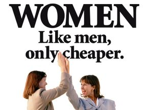 Women are still paid 14.1% less than men on average