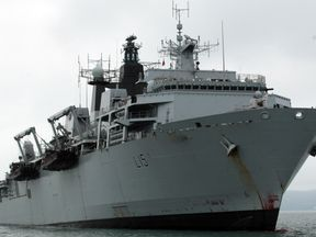 Upgrades to HMS Bulwark could be delayed to save money