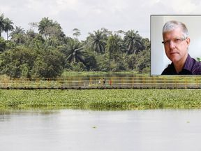 Charity worker Ian Squire was killed in the Niger Delta region of Nigeria
