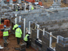 Concerns are growing that restrictions on EU workers could affect housebuilding