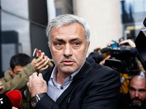 Jose Mourinho said he has settled a tax bill in Spain relating to his image rights while Real Madrid manager