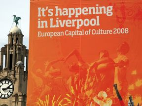 Liverpool was the last UK city to be awarded European Capital of Culture, in 2008