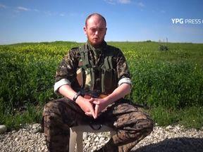 Luke Rutter died in Raqqa in July after joining Kurdish fighters in March