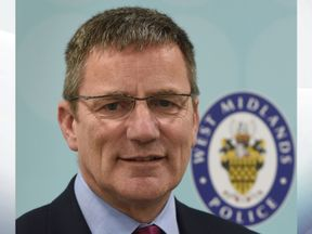 Assistant Chief Constable Marcus Beale of West Midlands Police