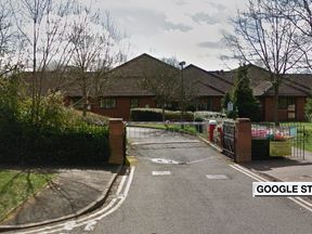 Bull goes on rampage in Solihull before being shot dead by police - Google street view