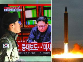 North Korea says its new missile is 'significantly more powerful' than previous weapons