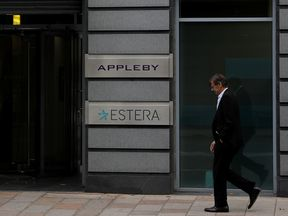 The documents were taken from law firm Appleby, which has offices in Jersey and Guernsey