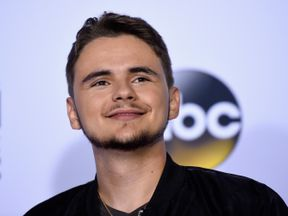 Prince Jackson thanked medical staff after he was rushed to hospital