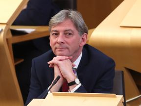 Richard Leonard succeeds Kezia Dugdale at the helm of Scottish Labour
