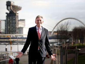 Richard Leonard is Scottish Labour's fourth leader in three years