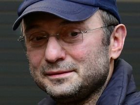 Russian tycoon Suleyman Kerimov pictured in 2012
