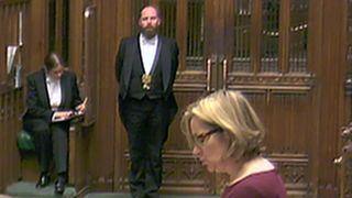 Home Sec Amber Rudd