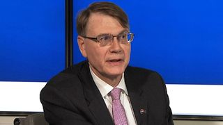 Clive Bannister, chief executive of Phoenix Group, talks to Ian King about pensions