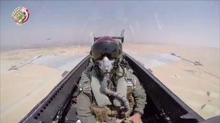 Egypt hit back at militants