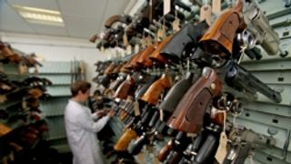 Britons are being urged to hand over illegal firearms during a fortnight-long gun amnesty