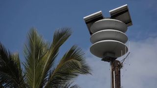 Hawaii tests an attack siren