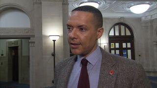 Labour MP Clive Lewis denies claims of inappropriate behaviour