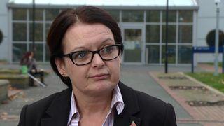 Senior investigating officer Det Insp Jo Van Der Waag