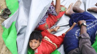 More than 600,000 Rohingya have fled to Bangladesh since late August